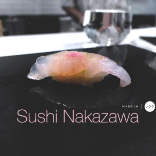 [New York] Sushi Nakazawa