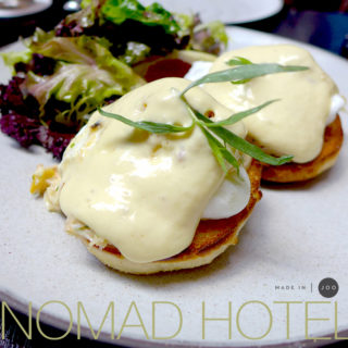 [New York] THE NOMAD HOTEL