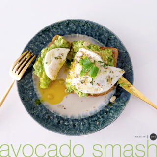 [recipe] Avocado Smash