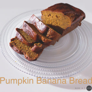 [recipe] Pumpkin Banana Bread
