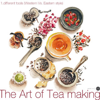The Art of Tea Making