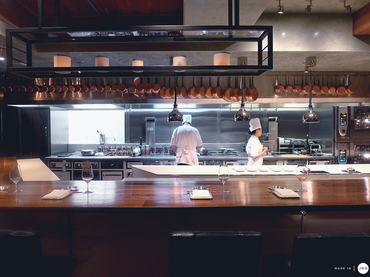 New york chefs table at brooklyn fare they also have tables beside the counter seating area and chef cesar also brings certain dishes to the table although i personally prefer the cozy workwithnaturefo