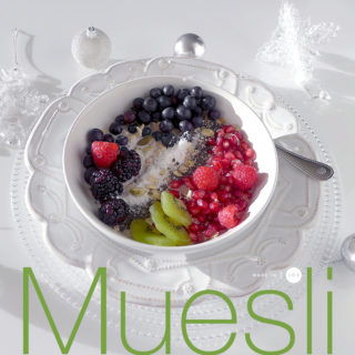 [Recipe] Muesli for Merry Christmas